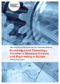 Knowledge and Technology Transfer in Materials Science and Engineering in Europe