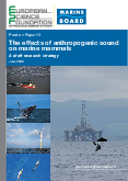 The Effects of Anthropogenic Sound on Marine Mammals