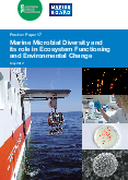 Marine Microbial Diversity and its role in Ecosystem Functioning and Environmental Change