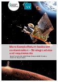 Mars Sample Return backward contamination – Strategic advice and requirements