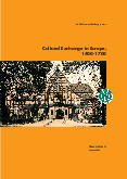 Cultural Exchange in Europe 1400/1700 - Newsletter N°3