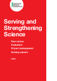 Serving and Strengthening Science