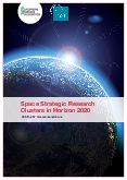 Space Strategic Research Clusters in Horizon 2020