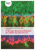A Stronger Biomedical Research for a Better European Future