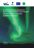 Business planning perspective and financial models of participation for the research icebreaker AURORA BOREALIS