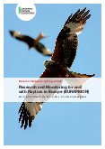 Research and Monitoring for and with Raptors in Europe (EURAPMON)