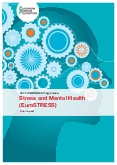 Stress and Mental Health (EuroSTRESS) – Final Report