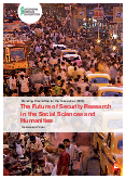The Future of Security Research in the Social Sciences and Humanities