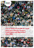 Cross-National and Multi-Level Analysis of Human Values, Institutions and Behaviour (HumVIB) – Final Report