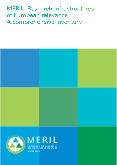 MERIL, Research Infrastructures of European relevance – A comprehensive inventory