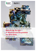 Metallurgy Europe – A Renaissance Programme for 2012-2022