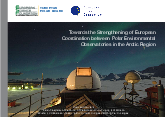 Towards the Strengthening of European Coordination between Polar Environmental Observatories in the Arctic Region