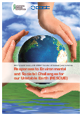 Responses to Environmental and Societal Challenges for our Unstable Earth (RESCUE)