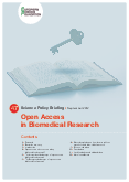 Open Access in Biomedical Research